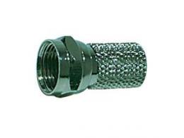 OEM F konektor 4,9  mm šroubovací - kusový prodej - zvìtšit obrázek