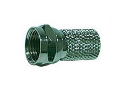OEM F konektor 6,8 mm šroubovací - kusový prodej - zvìtšit obrázek