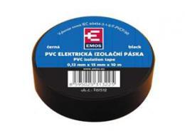OEM p�ska izola�n� PVC 19mm/9m �ern�