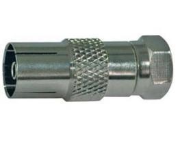 OEM redukce IEC z�suvka - F konektor