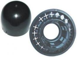 SCHWAIGER krytka stožárové trubky o prùmìru 38 - 50 mm