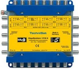 TECHNISAT multipøepínaè GigaSystem 17/8 K