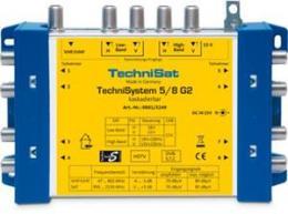 TECHNISAT multipøepínaè TechniSystem 5/8 G vè. napájení
