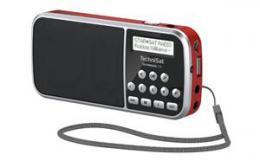 TechniSat TechniRadio RDR, DAB+, èervené