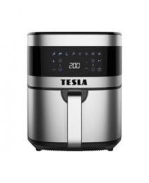 TESLA AirCook Q60 XL - multifunkèní digitální horkovzdušná fritéza - 2.jakost
