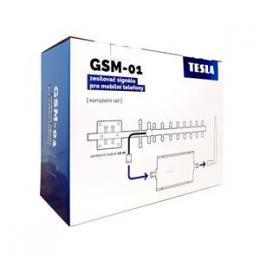 TESLA GSM-01, zesilova�/opakova� GSM sign�lu (900 Mhz) - sada - bazar - 2.jakost