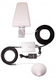 Tesla GSM + LTE zesilovaè/opakovaè 900/800 MHz GSM-01 LTE- kompletní sada
