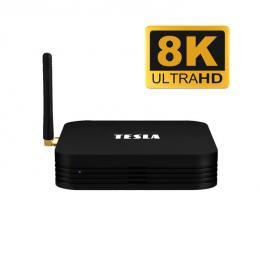 TESLA MediaBox X500 - 8K HDR multimediální pøehrávaè