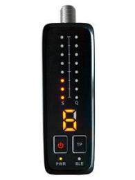 TESLA SMART FINDER, vyhled�va� pozemn�ho sign�lu, ovl�d�n� p�es aplikaci, Bluetooth