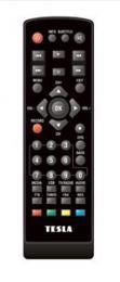 TESLA TE-310 - dálkové ovládání