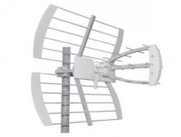 TESLA TE-344 venkovní anténa pro pøíjem DVB-T2 signálu, 470-790 MHZ, 13 dBi - 2.jakost