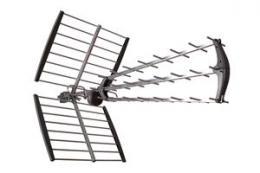 TESLA TE-346 venkovní anténa pro pøíjem DVB-T2 signálu, 470-790 MHZ, 17 dBi