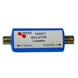TRIAX galvanick� odd�lova� 5 - 2400MHz