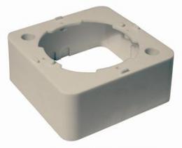 TRIAX instalaèní krabice pro úèastnickou zásuvku na zeï - krémová