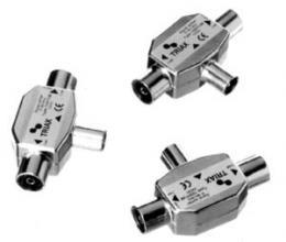 TRIAX rozboèovaè 2x IEC 102 FF/M