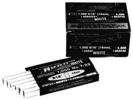TRIAX spony 9/16'' White - zv�t�it obr�zek