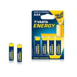 Varta baterie mikrotu�kov� LR03/ blistr 4 ks