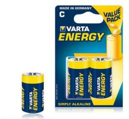 Varta baterie mono LR14/ blistr 2 ks
