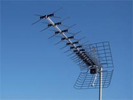 Vaten DVB-T anténa Color Delta 10-14 dB