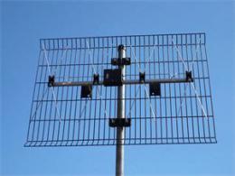 Vaten DVB-T anténa síto velké husté H+V 12,8 dB