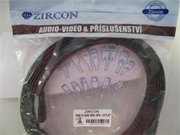 Zircon HDMI kabel 3M FLAT- ploch� Premium