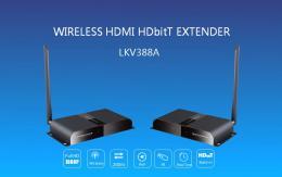 Zircon HDMI WI-FI extender - pøenos HDMI vzduchem až na 200 m