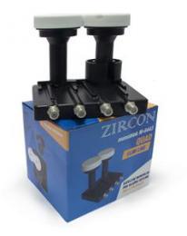 Zircon konvertor Monoblok Quad M-0443 Skylink Slim line