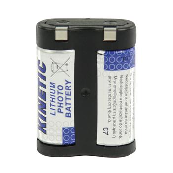 Lithium photo battery 6V - 1300mAh