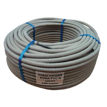 Koaxiální kabel v trubici