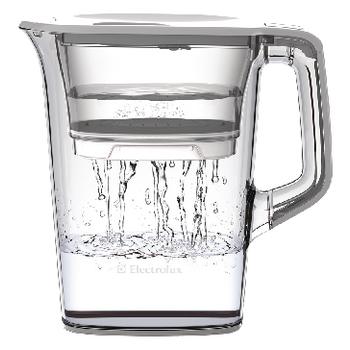 AquaSense water filter jug 1.6 L - Ice White