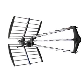 UHF anténa s LTE filtrem