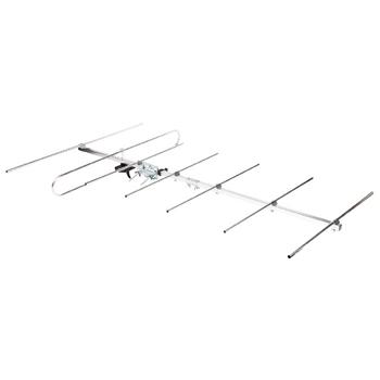 VHF venkovní televizní anténa DVB-T, TV, DAB, FM rádio, 8–13 dB