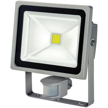 Světlo COB LED 30 W pohybové čidlo IP44