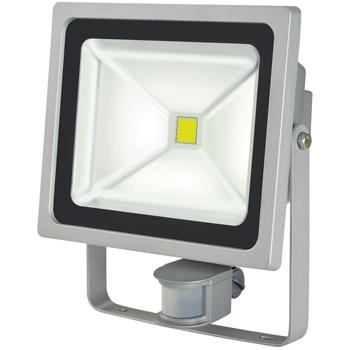 Světlo COB LED 50 W pohybové čidlo IP44