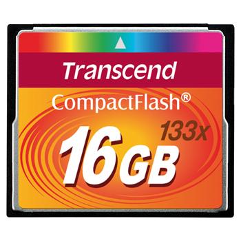Compact Flash karta 16 GB