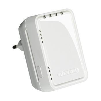 Wi-Fi extender N300 do zásuvky