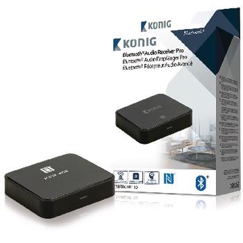 Pokročilý Bluetooth audio receiver