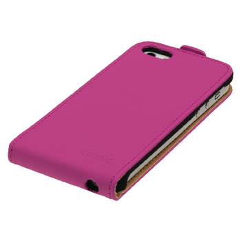 Flip case Galaxy Alpha pink