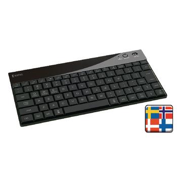Podsvícená multimediální klávesnice Bluetooth