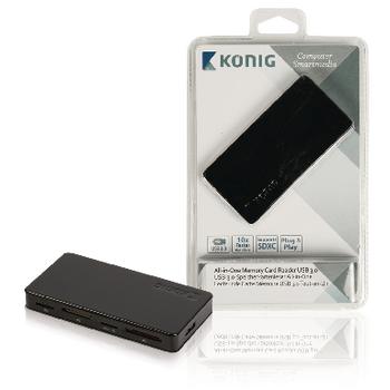 Čtečka paměťových karet, USB 3.0