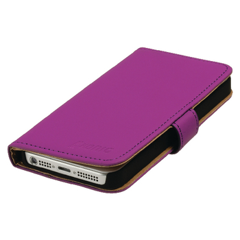 Wallet book Galaxy Alpha pink