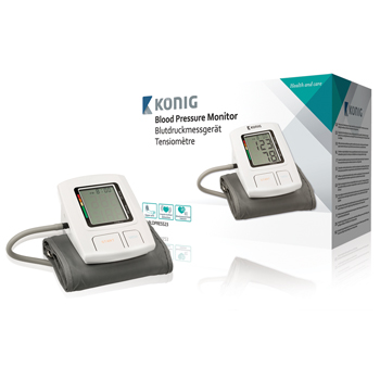 Automatický měřič krevního tlaku na nadloktí