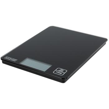 Váha kuchyňská digitální könig - černá
