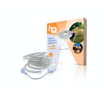 LED pásek pro snadné upevnění, teplá bílá, venkovní, 1 700 lm, 5 m