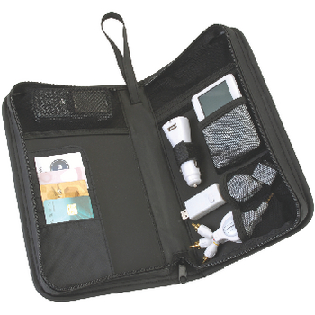 Travel kit for iPod