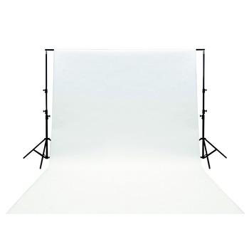 Foto pozadí 3x2m - bílé