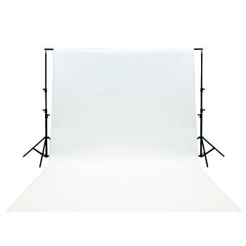 Foto pozadí 3x3m - bílé