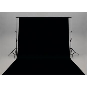 Foto pozadí 3x6m - černé