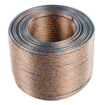 Flexibilní průhledný repro kabel 2 x 1.50 mm