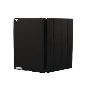 Cover for New iPad Cover-Mate Black/Black